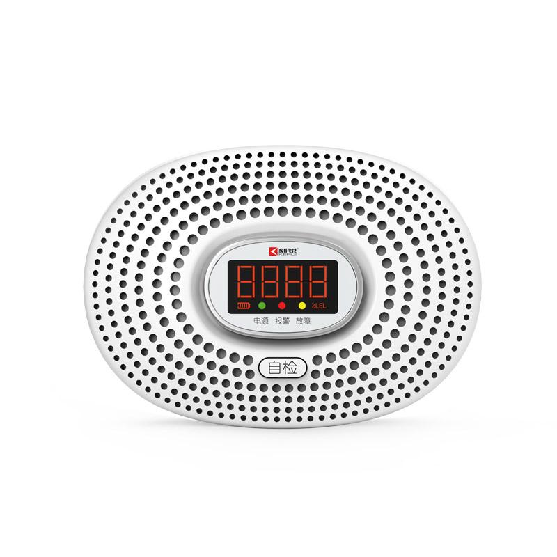 家用安防探测器的主要类型有哪些?